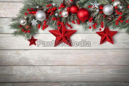 moderne trae baggrund for julen