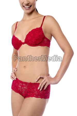 sexy woman posing with bikni
