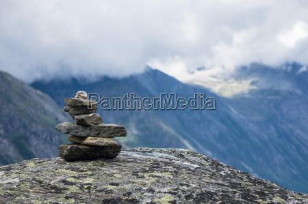 bjerge i norge