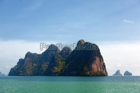 phang nga archipelago near phuket thailand