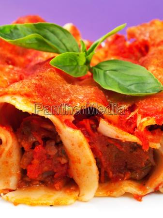 cannelloni, bolognese, cannelloni, bolognese, cannelloni, bolognese, cannelloni, bolognese - 15796013