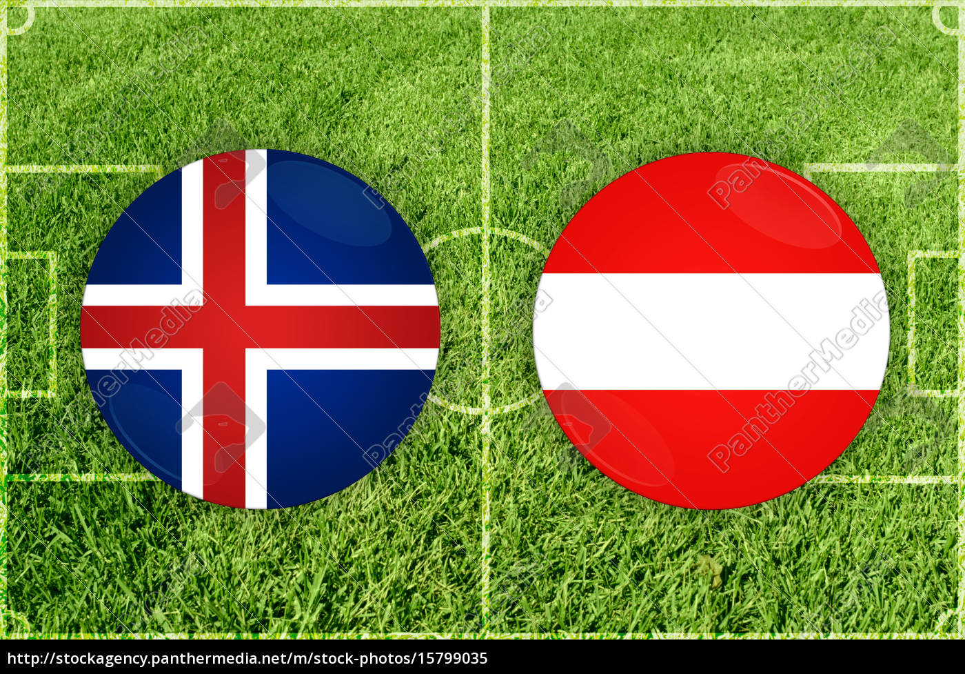 football, match, symbols - 15799035