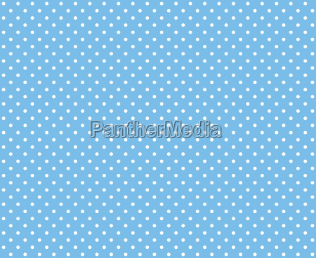 polka dots lysebla hvid