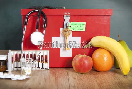 frugt eller medicin