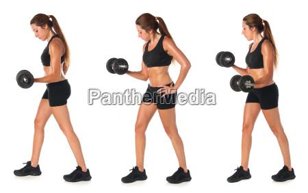 kvinde sundhed sport gym fitness
