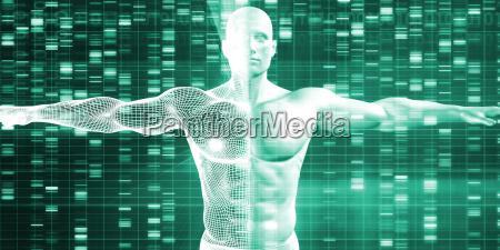 genetisk forskning og udvikling