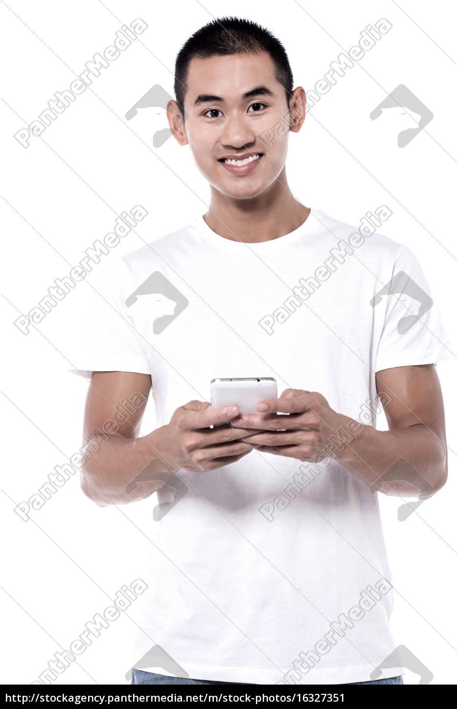 fik, du, min, sms? - 16327351