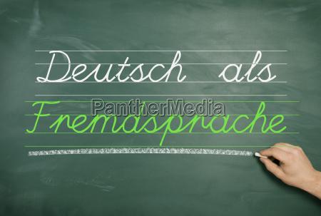 tysk som fremmedsprog