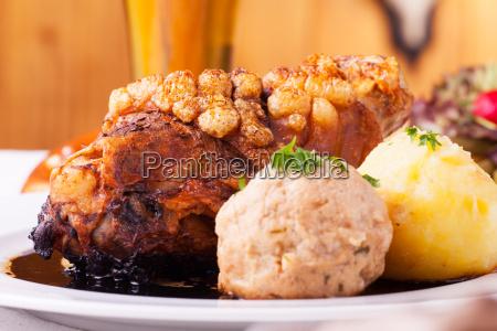 bavarian pork