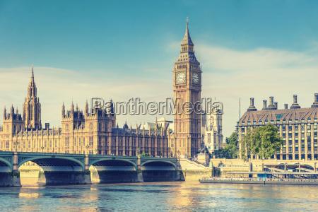 big ben og house of parliament