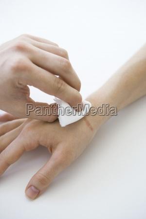hand haender sundhed makrooptagelse naerbillede medicinske