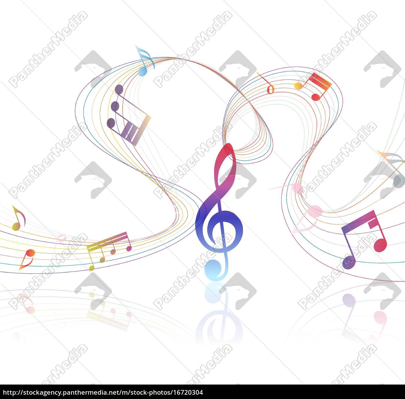 musikalsk, design - 16720304