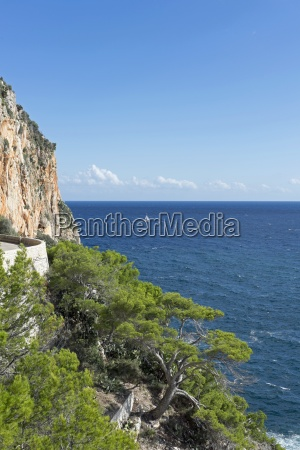 spain balearic islands mallorca coast near