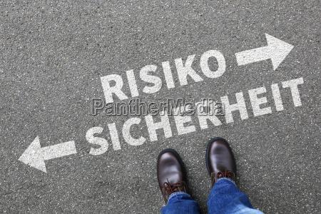 risiko og sikkerhedsvurdering i company business