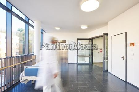 korridor laege hospital elevator dor seng