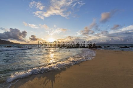 seychelles indian ocean mahe island glacis