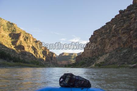 picking up papirkurven i ode canyon