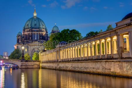 katedralen, og, museumsøen, i, berlin, om - 17888466