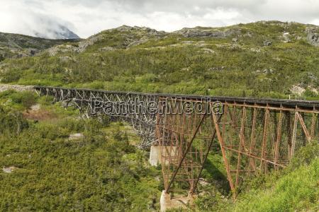 white pass og yukon route railroad