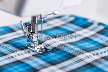 del af symaskine