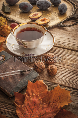 kop te med gave af natur