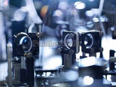 makrooptagelse naerbillede industri videnskab forskning linse