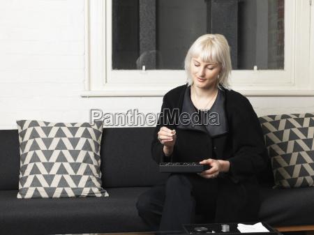 kvinde feminin kvindelig se syn se