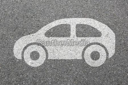 bil koretoj trafik mobilitet