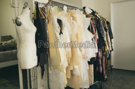 mode arbejdsplads traditionel kostume workshop forberedelse