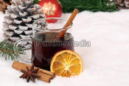 glogg i julen drikke alkohol med