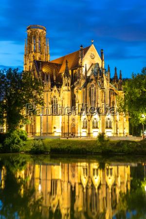 st johns church stuttgart germany