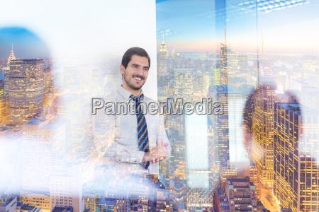 afslappet uformelt business team kontor mode