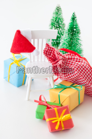 colorful gifts for christmas