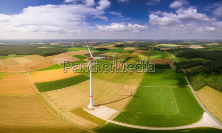 kraft energi elektricitet strom luftfoto vindenergi