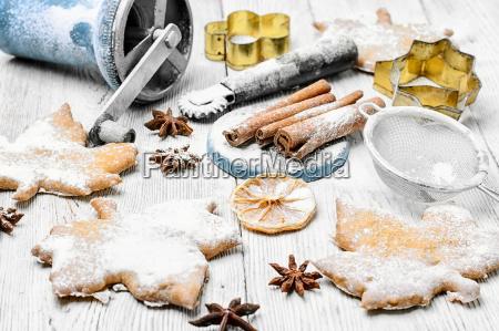 hjemmebagte kager til jul