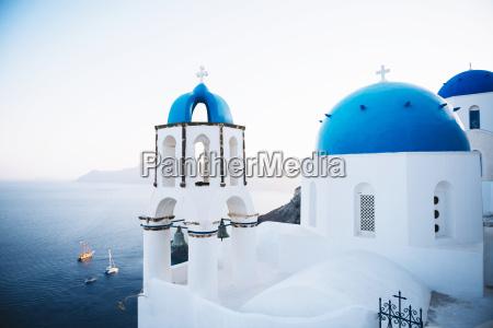 greece santorini oia greek orthodox church