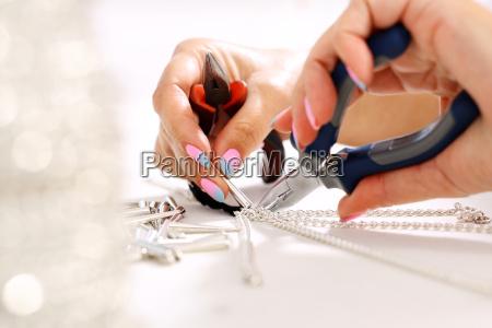 smykkestue handvaerk smykker