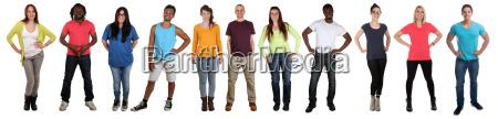junge, leute, people, gruppe, lachen, ganzkörper - 19415192