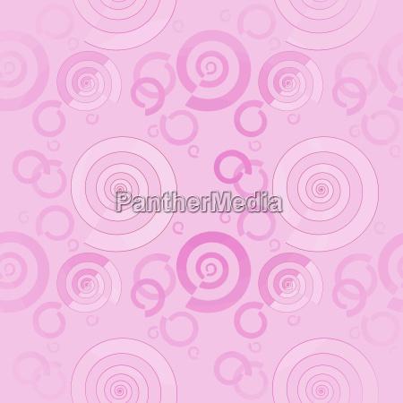 viol violet spiral sart abstrakt monster