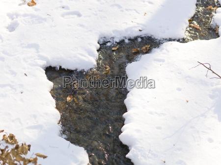 sne og is og vinter teksturer