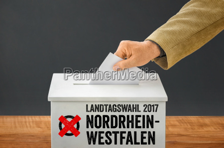 statens valg 2017 nordrhein westfalen