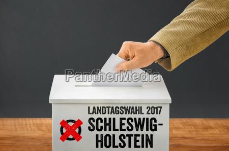statens valg 2017 slesvig holsten