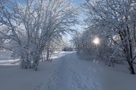 kreuzberg i vinter