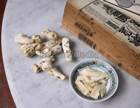 dong quai traditionel kinesisk medicin ingrediens
