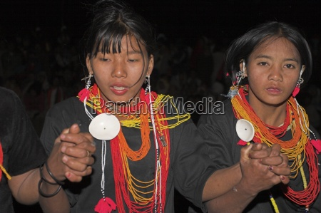 naga new year festival naga ladies