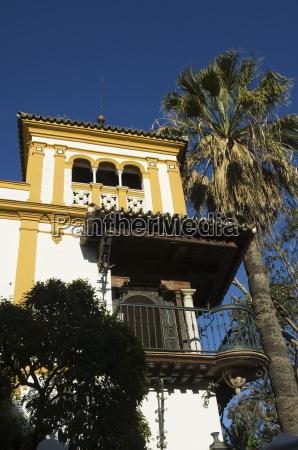 santa cruz district seville andalusia andalucia