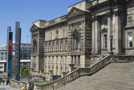 the world museum part of liverpools