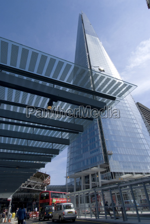 the shard the tallest building in