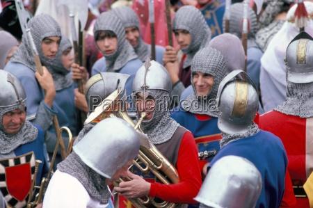 middelalderen festival afholdes den 7 august