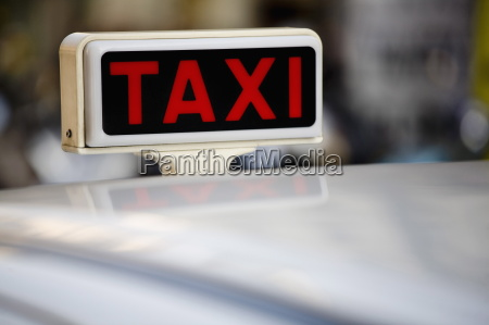 taxi milan lombardy italy europe